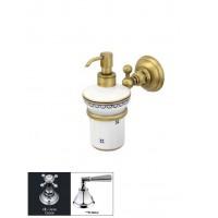 Дозатор для жидкого мыла Nicolazzi Teide Metal 1489CR05