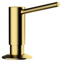 Дозатор моющего средства для кухни Omoikiri OM-02-PVD-G светлое золото 4995005
