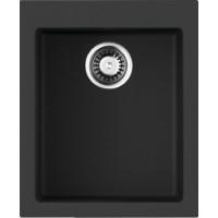 Кухонная мойка Omoikiri Bosen 41-BL 4993141 черный