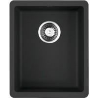 Кухонная мойка Omoikiri Kata 34-U-BL 4993382 черный