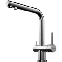 Смеситель для кухни с подключением фильтрованной воды Omoikiri Nagano-C 4994146 хром