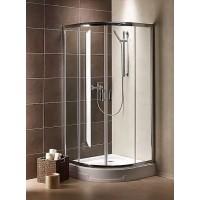 Душевой уголок Radaway Premium Plus A 100x190 прозрачное стекло 30423-01-01N