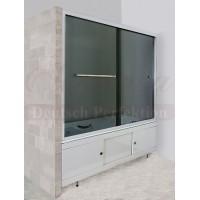 Душевое ограждение 180х150 Pucsho Vorhang (3100) Grey