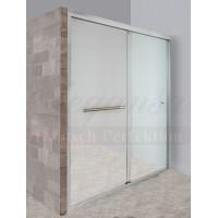 Душевое ограждение 180х200 Pucsho Vorhang (3100) Grey
