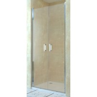 Душевая дверь RGW Leipzig LE-06 80х195 прозрачное 06120608-11