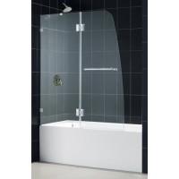 Шторка на ванну распашная RGW Screens SC-13 100х150 матовое 01111310-21