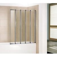 Шторка на ванну складная маятниковая RGW Screens SC-22 120х150 прозрачное 03112212-11