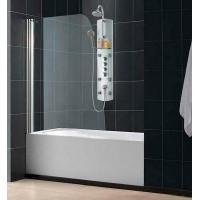 Шторка на ванну распашная маятниковая RGW Screens SC-36 90х150 прозрачное 01113609-11