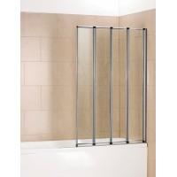Шторка на ванну складная маятниковая RGW Screens SC-23 80х150 прозрачное 03112308-11