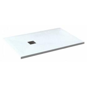 Душевой поддон прямоугольный RGW Stone Tray ST-0148W белый 80х140х2,5 артикул 16152814-01