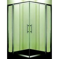 Душевой угол квадратный RGW Hotel HO-311 130х130х195 прозрачное 030631133-11