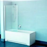 Неподвижная шторка для ванны 80см Ravak Pivot PVS1