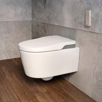 Унитаз-биде подвесной безободковый Roca Inspira In-Wash Rimless 803060001