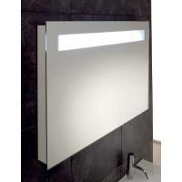 Зеркало со светодиодной подсветкой 100х4х65 см Berloni Bagno STZ1000