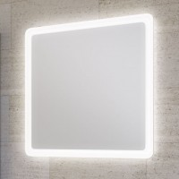 Зеркало  120х80 с LED подсветкой и инфракрасным выключателем SanVit Армония 120