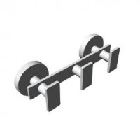Планка на три крючка Schein Girtin 181*3В-1