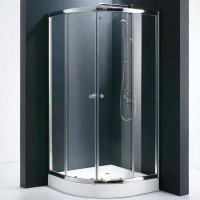 Душевой уголок 100x100x185 cm Sturm Gallery стекло прозрачное 5мм , профиль хром ST-GALL1010-NTRCR