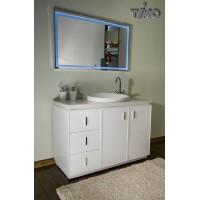 Комплект мебели для ванной Timo Every Т-17182 White