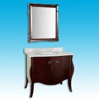 Комплект мебели для ванной Timo Mira Т-19658 Wenge
