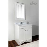 Комплект мебели для ванной Timo Modern Т-19710A White