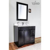 Комплект мебели для ванной Timo Modern Т-19710B Espresso