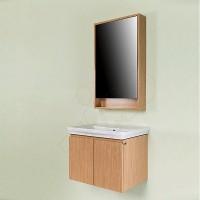 Комплект мебели для ванной Timo Vain Т-14179 красный дуб