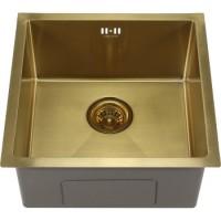 Мойка для кухни Melana ProfLine 5343 золото, врезная D5343HG