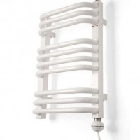Полотенцесушитель электрический Terma ALEX 540x400 белый RAL9016 + Terma Reg 2