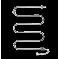 Полотенцесушитель электрический Terminus 25 ПСЭ ш-обр 600 х 800