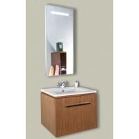 Комплект мебели для ванной 54см Timo T-14186