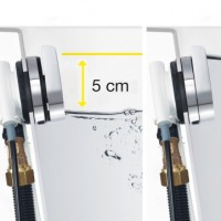 Слив-перелив для нестандартных ванн Viega Multiplex Trio M9 733582