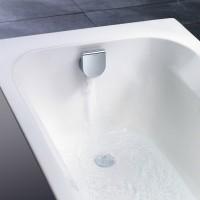 Слив-перелив с наливом для нестандартных ванн Viega Multiplex Trio Visign MT9 733605