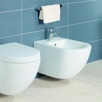 Биде подвесное Villeroy & Boch Verity Design 5403 0001 54030001