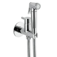 Гигиенический душ со смесителем Webert EL870301 Metal CR