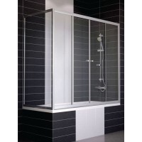Шторка на ванну Vegas ZV+ZVF 170x80x140 арт. ZV+ZVF 170*80 01 01
