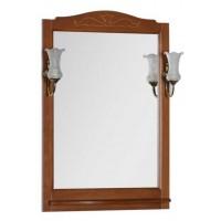 Зеркало Aquanet Амелия 70 орех 00175285