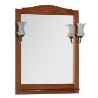 Зеркало Aquanet Амелия 80 орех 00175287