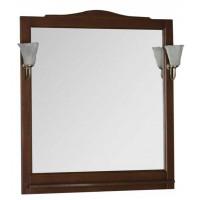 Зеркало Aquanet Амелия 90 орех 00175288