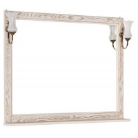 Зеркало Aquanet Тесса 105 жасмин/золото 00185817