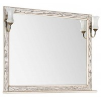 Зеркало Aquanet Тесса 105 жасмин/сандал 00185818