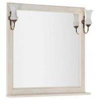 Зеркало Aquanet Тесса 85 жасмин/золото 00185820