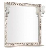 Зеркало Aquanet Тесса 85 жасмин/сандал 00185821