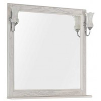 Зеркало Aquanet Тесса 85 жасмин/серебро 00185822
