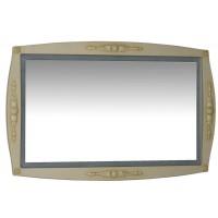 Зеркало с встроенным светильником для ванной комнаты Aquanet Виктория 120 олива 00182569