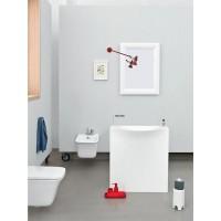 Раковина напольная для ванной комнаты Artceram BACK OSL006 01; 00