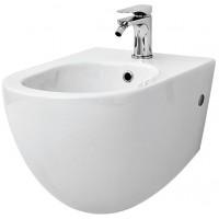 Биде подвесное белое глянцевое Artceram FILE 2.0 FLB001 01; 00