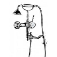 Смеситель Cezares GIUBILEO-VDFM2-01 для ванны с душем