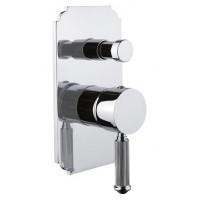 Смеситель Cezares OLIMP-VDIM-01-L для ванны с душем