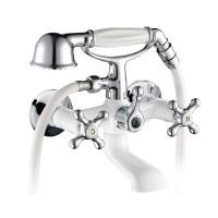 Смеситель Cezares RETRO-VD2-BLC для ванны с душем