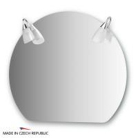 Зеркало со светильниками 80х70 см ELLUX CLASSIC CLA-A2 0024